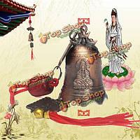 Китай Тибетский буддизм богиня милосердия буддийский храм фэн-шуй колокола