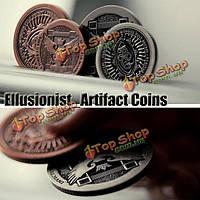 Волшебный реквизит ellusionist_artifact монеты фокусы игрушек