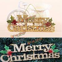 Золото счастливого Рождества висит украшения фестиваль партия дерево украшение дома