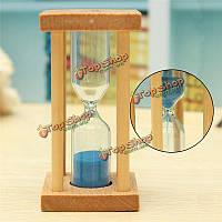 1/3/5 мин деревянный песок песочные часы таймер песочные часы декора уникальный подарок кухня песок часы