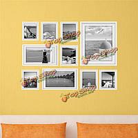 1 комплект 3D фото наклейки для стен Средиземноморская картина сочетание картины наклейки домашнего декора стен