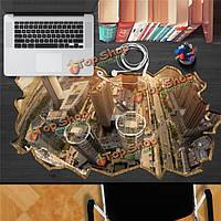 Этикетка Пага 3-я стенная городская большая высота неба переводной картинки этикетки стола домашний стенной подарок обстановки рабочего с