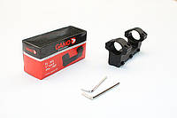 Моноблочное крепление для оптического прицела Gamo TS-250 High / H=21mm, D=25.4, ласточкин хвост=11mm