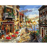 Цифровая картина маслом картина маслом поделок цифрами краски наборы города бескаркасных холст домашнего декора стены 40x50cm