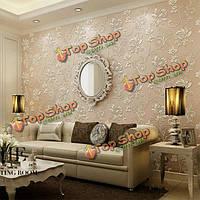 10м континентальный 3D стереоскопический стены наклейки бумаги гостиной домашнего декора деколь DIY росписи стены искусства