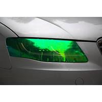 Пленка для тонировки оптики - Хамелеон Зеленая