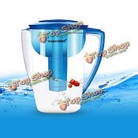 Soglen sh001 воды Фильтр кувшин многослойной фильтрации очиститель чайник