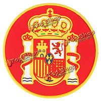 Испания футбол футбольная команда мягкая резиновая чашка кружка для нанесения покрытий