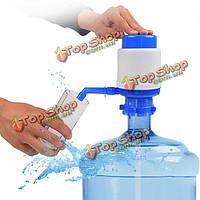 19*7см диспенсер для воды питьевой бутилированной стороны давления насоса