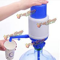Большие стороны-давление чистой питьевой бювет с минеральной водой