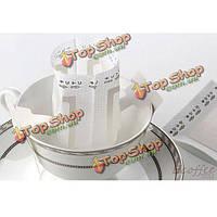 Белый вися кофе фильтр-пакеты 50 шт / мешок