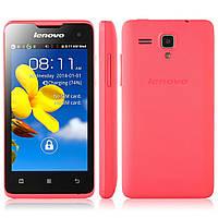 Смартфон Lenovo a396 2 Sim pink white black