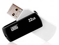 Флеш-драйв GOODRAM UCO2 32GB (Colour Mix) Black/White (UCO2-0320KWR11)