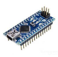 Arduino NANO V3.0 (припаяні контакти)