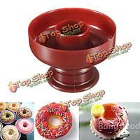 Сделай сам резак производителя пончика формирует десертный инструмент формы пекарни хлеба пирога помадки