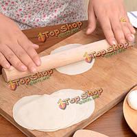 40см деревянные скалки хлебобулочные Cake тесто ролик палка кухня выпечки инструменты