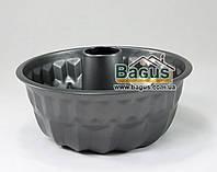 """Форма для выпечки с антипригарным покрытием 22х11 см """"Кекс глубокий """"Empire (EM-9850)"""
