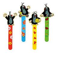 Деревянная закладка для книг Кротик Деревянные развивающие игрушки