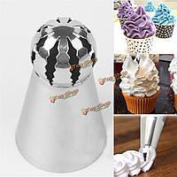 Сфера шарика советы обледенение труб сопла тесто кекс декорирование Sugarcraft инструменты