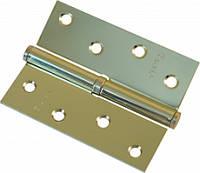 Дверные петли FUXIA 100*2,5 мм разборная полированная латунь