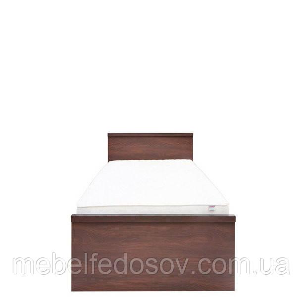 Кровать односпальная LOZ90 Джули  (BRW/БРВ Украина) 960х2055х450/795мм
