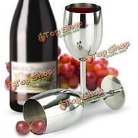 304 из нержавеющей стали вина чашка шампанского чашка кубок творческой моды Drinkware чашки