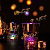 Sky проекция звезда LED пиво виски стеклянная чашка бар клуба чашки напитка ночной свет чашки
