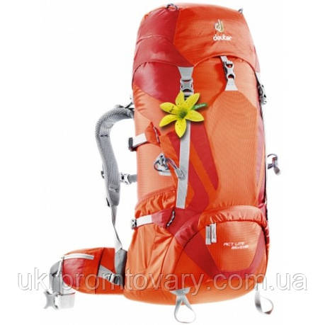 Рюкзак Deuter ACT Lite 35+10L SL 3340015-9503 Papaya Lava, фото 2