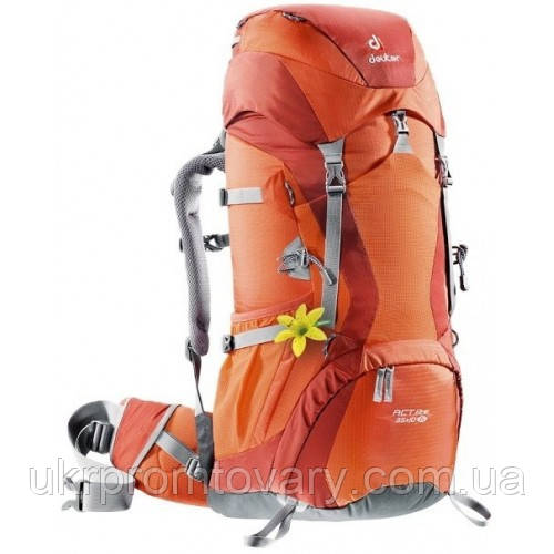 Рюкзак Deuter ACT Lite 35+10L SL 33720-9503 Papaya Lava