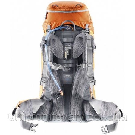 Рюкзак Deuter ACT Lite 35+10L SL 33720-9503 Papaya Lava, фото 2