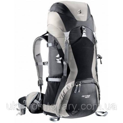 Рюкзак Deuter ACT Lite 40+10L 33730-7400 Black Silver
