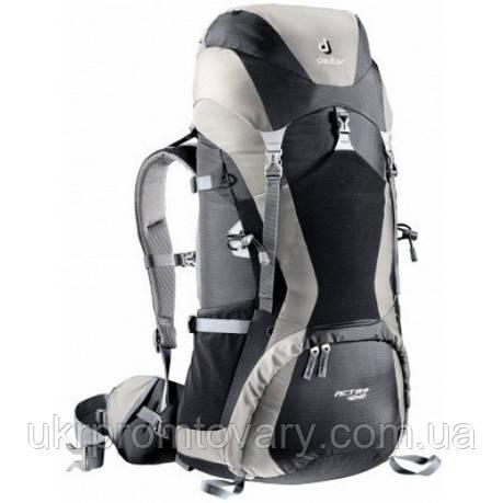 Рюкзак Deuter ACT Lite 40+10L 33730-7400 Black Silver, фото 2