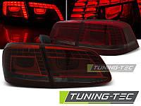 Стопы  фонари тюнинг оптика Volkswagen Passat B7