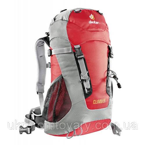 Рюкзак Deuter Climber 22L 36079-5470 Fire Silver