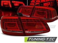 Фонари стопы тюнинг оптика Volkswagen Passat B7