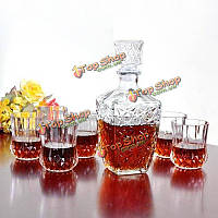 Виски вино стакан для питья вина графин ясно бутылка графин