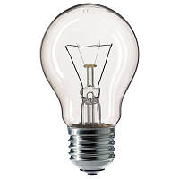 Лампа розжарювання Philips Stan A55 25W 230V E27 CL. прозор.