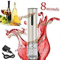 110-220В kmlong перезаряжаемые автоматический электрический штопор для бутылок вина с подарочной коробке