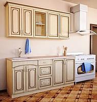 """Кухня """"Верона 1,8 м"""" Альфа-Мебель"""