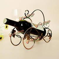 Классический автомобиль вино Champange бутылки держатель стойки ретро украшения дома