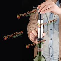 Вина вакуумный упаковщик упаковщик бутылки вина пробкой вакуумный затвор