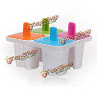 Творческий куб лоток мороженое эскимо плесень кассеты
