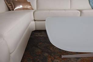 Стол журнальный BELFORT (Белфорт) Nicolas, белый, фото 2