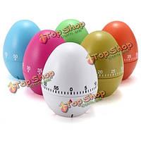 Кухня яйца 60 минут механический инструмент приготовления выпекания часов сигнала тревоги таймера