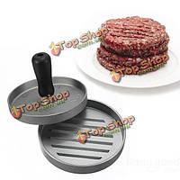 Кухня гамбургер нажмите котлету формы производитель 12см / 4.8inch