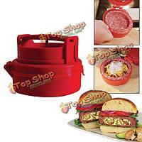 Stufz чучела гамбургер гамбургер нажмите мясо пицца с начинкой пирожки производитель