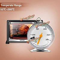Висит нержавеющей стали духовки инструменты термометр датчик температуры выпечки для приготовления пищи