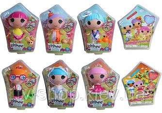 "Кукла ""Lalaloopsy littles"", 19см (3 вида)"