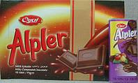 """Шоколадная плитка """"Alpler"""" 20 гр.,48 шт/уп"""