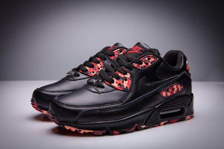 Кроссовки женские Nike Air Max 90 / 90AMW-516 (Реплика)